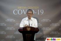 Pemerintah Paparkan Perkembangan Baru Kasus Corona