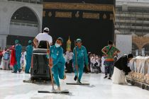 Cegah COVID-19, Arab Saudi Tutup Masjidil Haram dan Masjid Nabawi