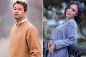 Raffi Ahmad Kembali Bertemu Yuni Shara, Tatapan Mata Kakak Krisdayanti Disorot