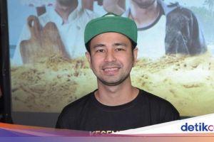 Raffi Ahmad Cuek Disebut 'Corona Man'