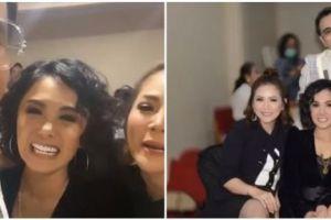 6 Momen pertemuan Raffi Ahmad dan Yuni Shara, penuh tawa
