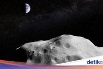Asteroid Setinggi Gedung Pencakar Langit Berpotensi Tabrak Bumi
