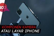 Imbas Corona, Pasokan Komponen iPhone Langka 4 Minggu