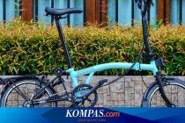 Sepeda Brompton Edisi 2020 Dibandrol Murah Meriah, Cek Harganya Di Sini         Dibaca 11.412 kali