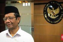 Mahfud Kumpulkan Menteri Hingga TNI-Polri Bahas Situasi Papua