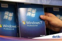 Banyak Pengguna Windows 7 Belum Move On ke Windows 10