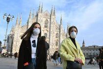 Tekan Penyebaran Virus Corona, Italia Diisolasi Total