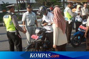 Pakai Kendaraan Bodong, Siap-siap Didenda Rp 500.000 atau Disita