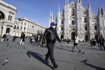 Virus Corona, Italia Lapor Korban Meninggal Tambah 168 Orang