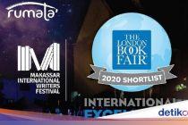 MIWF Raih Penghargaan di London Book Fair 2020