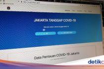 Situs Corona Pemprov DKI Kena DDoS, Masa Sih?