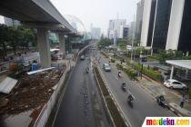 Dampak Corona, Sistem Ganjil-Genap di Jakarta Sementara Dicabut