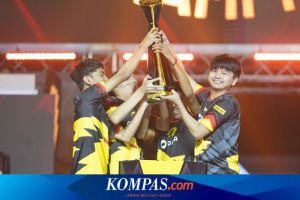 ONIC Olympus Juara Free Fire Indonesia Masters 2020 Spring