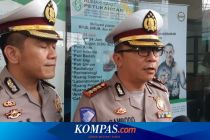 Polda Metro Catat Penurunan Arus Kendaraan ke Luar Jakarta