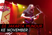 Permintaan Maaf Dream Theater Tunda Konser karena Corona
