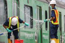Wabah Corona, MRT Jakarta Beroperasi Normal Hari Ini