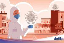 Riset: Virus Corona Menyebar Lewat 'Penularan Tersembunyi'