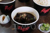 Kuliner Rawon Kekinian, Jadi Nasi Goreng dan Rasa Salted Egg