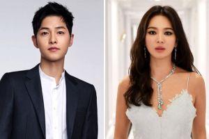 Song Joong Ki Senang-Senang Bareng Aktris Film Barunya, Netizen Singgung Song Hye Kyo