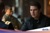 'Jack Reacher: Never Go Back' di Bioskop Trans TV Malam Ini