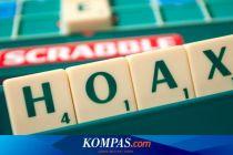 Bertambah Lagi, Total 44 Kasus Hoaks Terkait Virus Corona di Indonesia