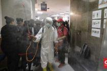 Ambon Sterilkan Hotel Tempat Menginap Warga Positif Corona