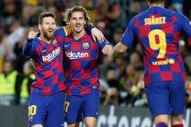 Di Tengah Wabah Corona, Pemain Barcelona Sepakat Gaji Dipotong