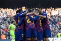 Pemain Barcelona Siap Dipotong Gaji karena Covid-19