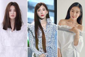 Dikira Song Hye Kyo Hingga Irene, Identitas Sosok Misterius di Foto Ini Mengejutkan