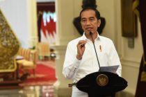Presiden Intruksikan Para Menteri Tetap Bekerja di Jakarta