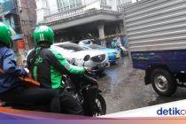 Jokowi Janji Driver Ojol cs Nggak 'Babak Belur' Gara-gara Corona