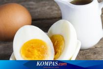 Tips Masak Telur Rebus, Cara Pilih Telur dan Cara Merebusnya