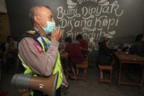 Polisi di Tangerang Selatan Akan Bubarkan Warga yang Nongkrong
