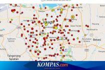 [POPULER JABODETABEK] Jakarta Dipenuhi Titik Merah Persebaran Covid-19 | Stigma Negatif Tenaga Medis