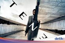 Warner Bros Tak Undur Jadwal Rilis 'Tenet' Film Terbaru Nolan