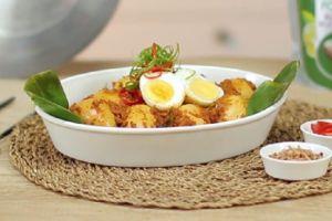 Belum Temukan Ide untuk Makan Siang? Buat Saja Rendang Telur