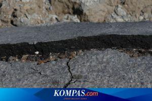 Tiga Hari Terakhir, 8 Kali Gempa Cukup Besar Terjadi di Indonesia