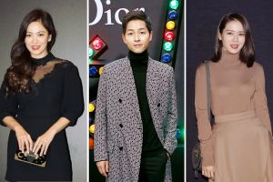 Media Hong Kong Bahas Jam Tangan Mewah yang Dikenakan Song Hye Kyo, Song Joong Ki dan Son Ye Jin
