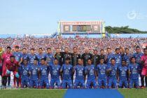 Liga 1: Program Latihan Online Arema FC Dinilai Berhasil