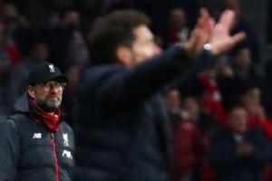 Klopp Akui Isu Corona Pengaruhi Liverpool Saat Didepak Atletico