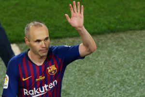 Luis Enrique: Iniesta Pemain yang Paling Dekati Kehebatan Messi