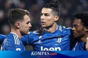 Cristiano Ronaldo dan Skuad Juventus Sepakat Potong Gaji 4 Bulan
