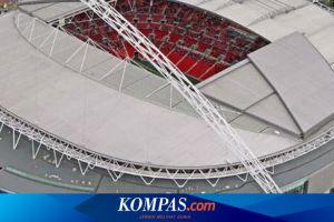 """Inggris Vs Italia Batal, Wembley Tetap Beri """"Sambutan"""" untuk Gli Azzurri"""