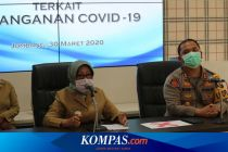 Bupati dan Wakil Bupati Daerah Ini Sumbangkan 6 Bulan Gaji Bantu Penanganan Covid-19