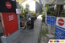 Cegah Penyebaran Corona, KPK Sediakan Fasilitas Cuci Tangan