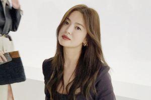 Tetap Lakukan Perbuatan Mulia di Tengah Wabah Virus Corona, Song Hye Kyo Dipuji Habis-Habisan