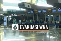 VIDEO: Dampak Corona, 711 WNA Tinggalkan Indonesia dengan Pesawat Sewaan