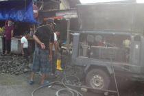 Picu Kerumunan, Perbaikan Saluran Air di Pasar Kemirimuka Diminta Disetop