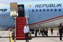 Presiden Joko Widodo Kunjungi RS Darurat COVID-19 di Pulau Galang