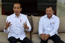 Jokowi Beri Terawan 2 Hari Selesaikan Peraturan Menteri PSBB